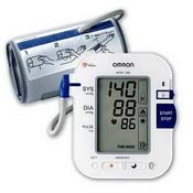Photo of Blood Pressure Monitor with Upper Arm Cuff | Click to shop NewLeaf's medical supplies section